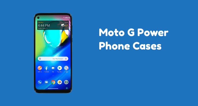 Moto G7 Power Phone Cases