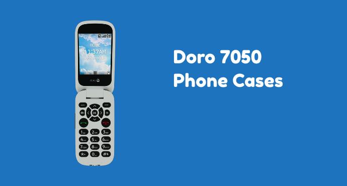Doro 7050 Phone Cases