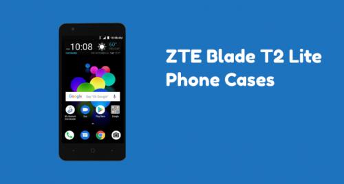 ZTE Blade T2 Lite Phone Cases
