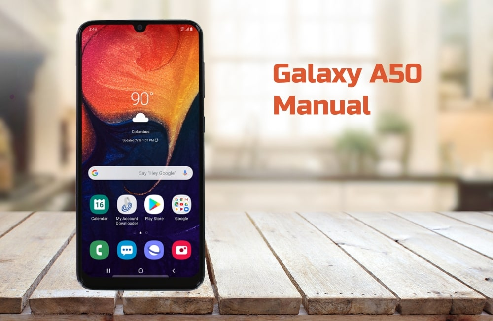 samsung galaxy a50 manual tracfone
