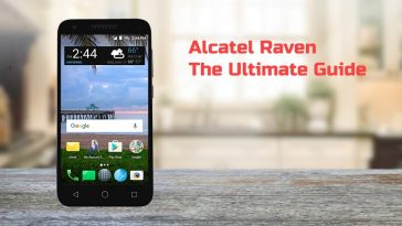Alcatel Raven Tutorial