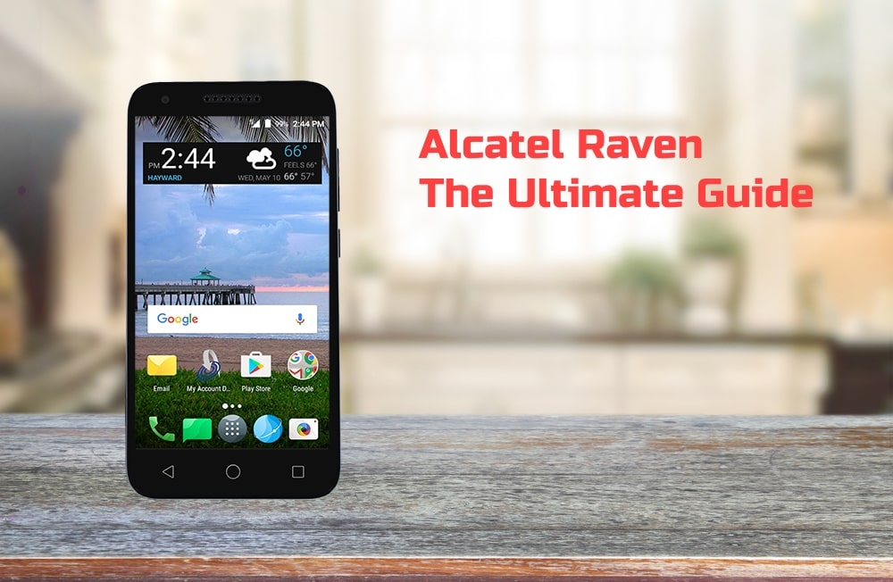 Alcatel Raven Tutorial