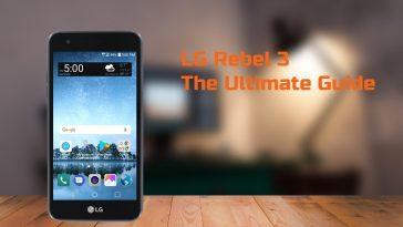 LG Rebel 3 Tutorial