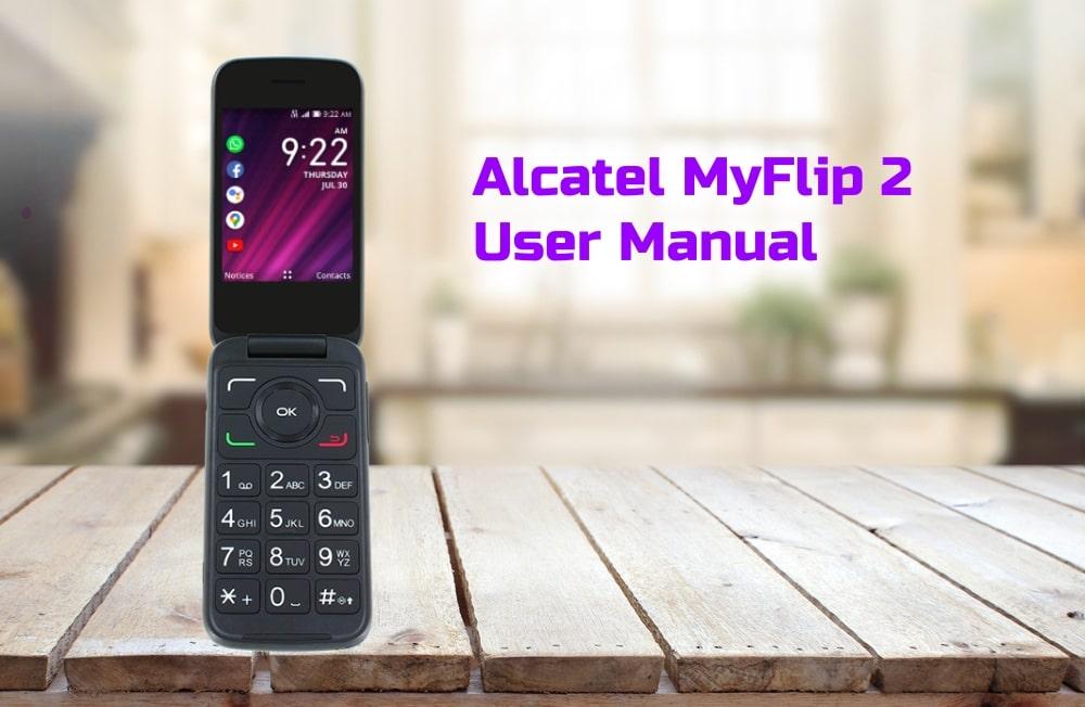 alcatel myflip 2 user manual