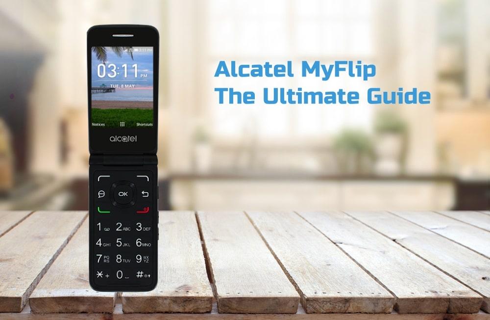Alcatel MyFlip Tutorial
