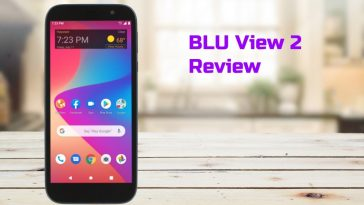 Blu View 2 Review